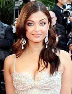 Aishwarya Rai at Cannes 2008