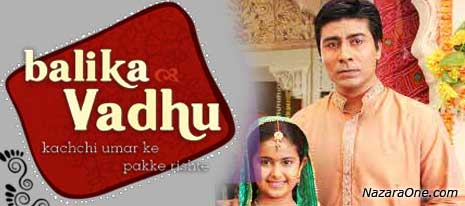 Balika Vadhu on Colors