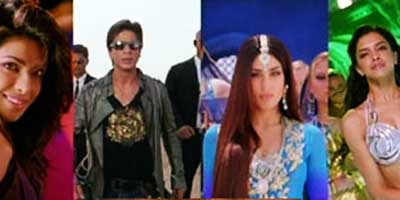 Shahrukh and Billu Barbar