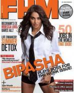 Bipasha Basu on FHM