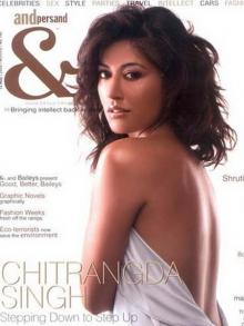 Chitrangada Singh on & magazine