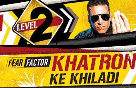 Fear Factor aka Khatron Ke Khiladi makes comeback.