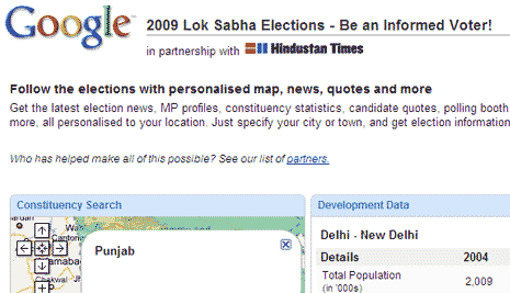 google-india-elections