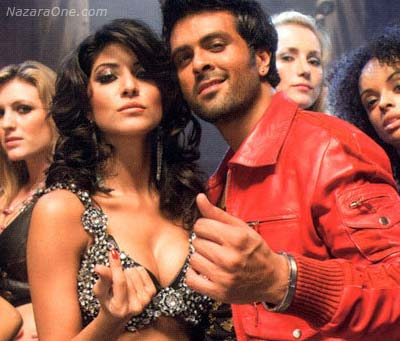 Harman Baweja Victory movie Money Money song still
