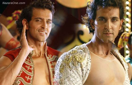 Hrithik Roshan dance luck by chance