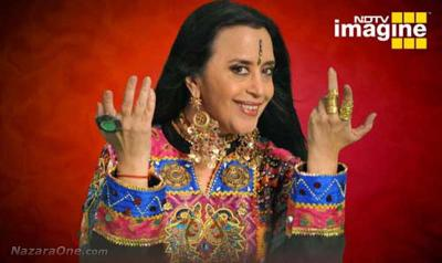 Ila Arun on Junoon
