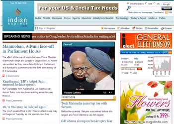 indian-express-website-makeover