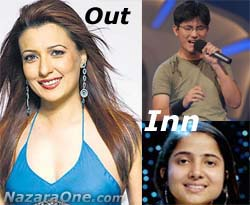 Indian Idol 4 Hosts