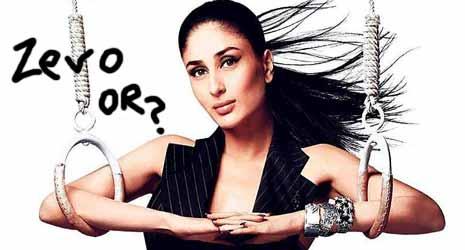 Kareena Kapoor size zero