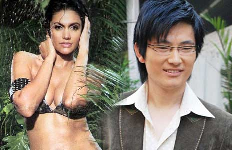 mandira-bedi-meiyang-chang-cricket