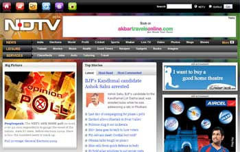 ndtv-website-makeover