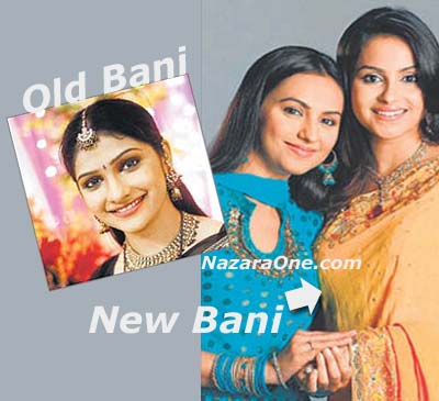 New Bani of Kasam Se on Zee TV