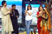 Preity Zinta on Dhoom Macha De