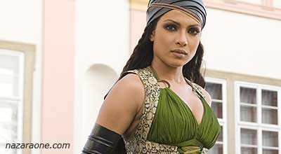 Priyanka the BodyGaurd, who would mind that?