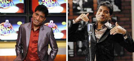 Raju Srivastav Hazir Ho, Laughs on Imagine