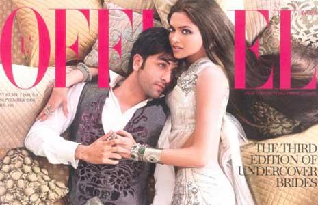 Ranbir the SHE, Deepika the HE - L'Officiel Love