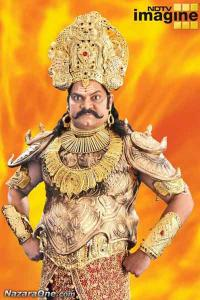 New Ravan from Ramayan on NDTV Imagine