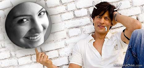 Shahrukh and Anushka Sharma