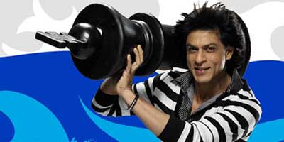 Shahrukh Khan Kewlest Dad for Kids