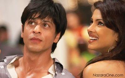 Priyanka & Shahrukh Item duo in Billoo Barber