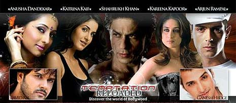 Temptations Reloaded SRK
